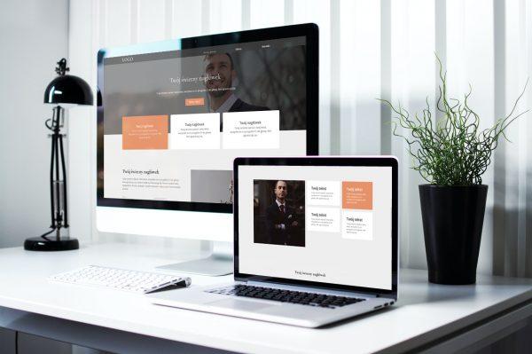 Strona internetowa dla prawnika
