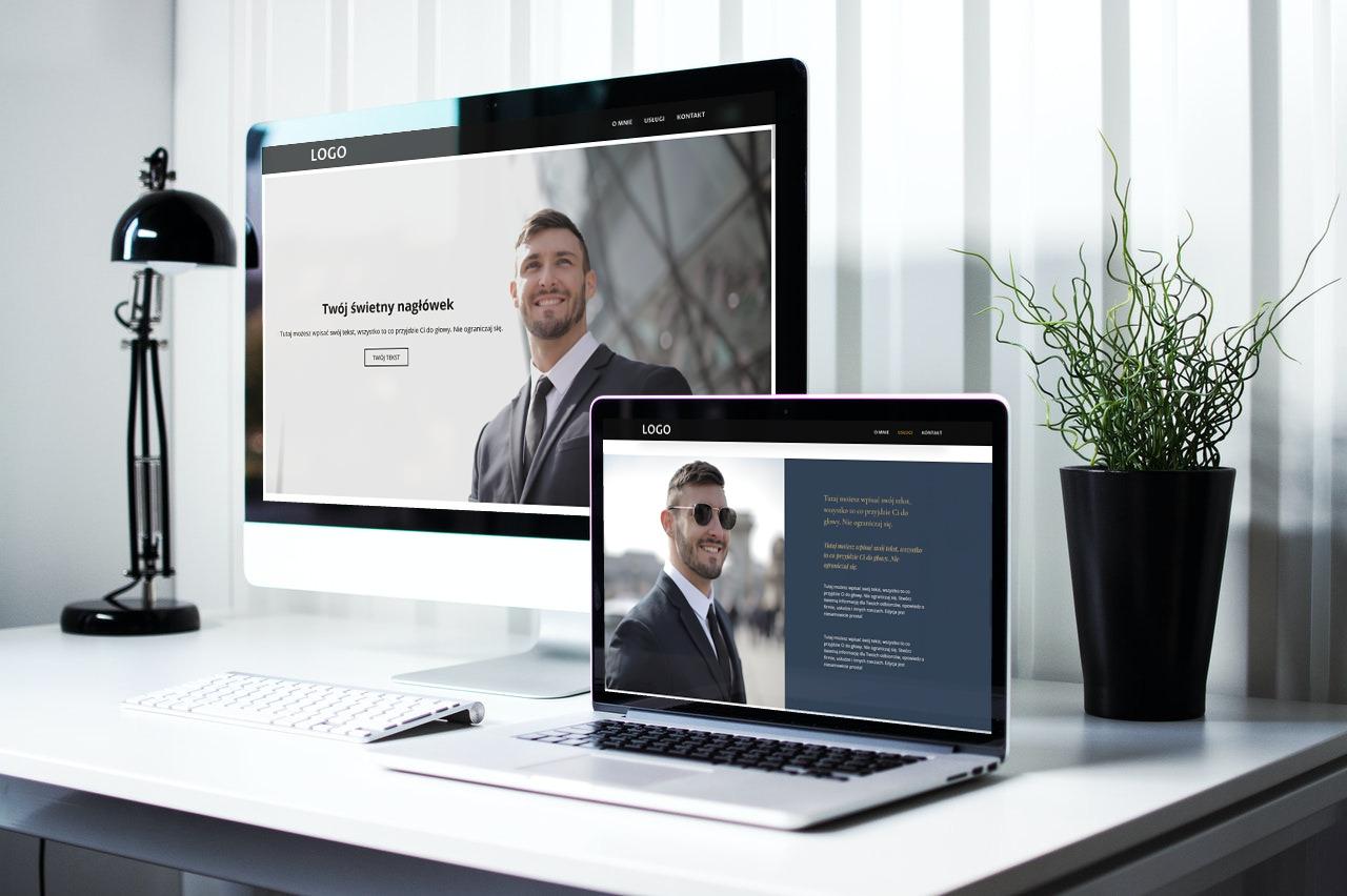 Strona internetowa dla adwokata